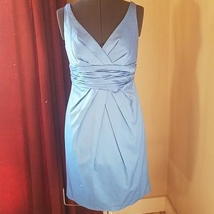 David's Bridal bridesmaid dress #F14259